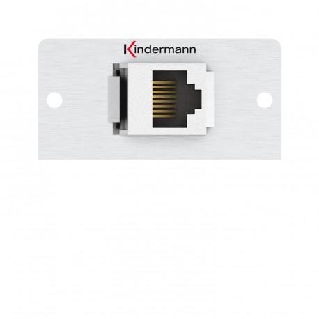 Kindermann Konnect alu 50 - Cat-6A