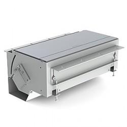 Kindermann CablePort flex 4-fach, Aluminium