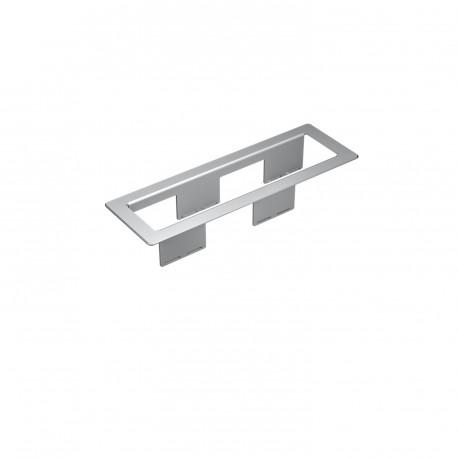 Kindermann CablePort frame 4-fach mit Facette