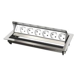 kindermann cableport standard 4 medientechnik hamburg. Black Bedroom Furniture Sets. Home Design Ideas