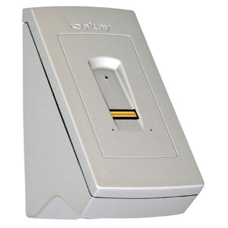 ekey net FS L AP 2.0 RFID Fingerscanner aufputz