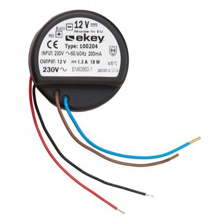 ekey NT UP 230 VAC/12 VDV/1,5A