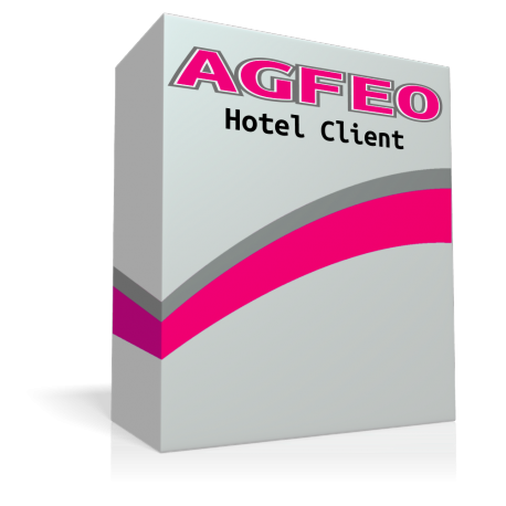 AGFEO Lizenz Hotel Client