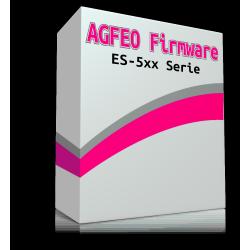 AGFEO Firmware für ES-5xx Serie