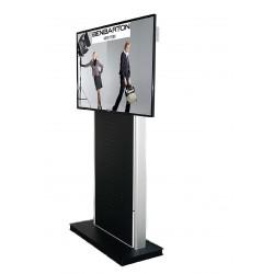 Peta Konvention Line Monitorständer mit Signalanschlussfeld