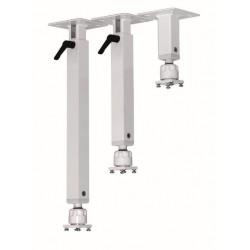 Peta Standard Deckenhalterung, vario Länge 70-130cm, weiß