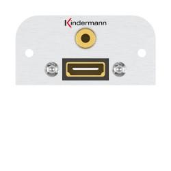Konnect 54 alu - HDMI, Audio Klinke