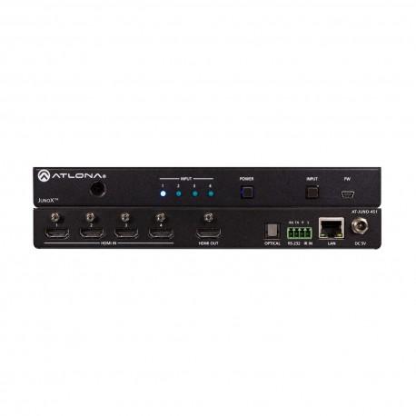 Atlona AT-JUNO-451 HDMI Switcher 4 X 1
