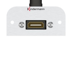 Konnect 54 alu - HDMI 90° Abgang