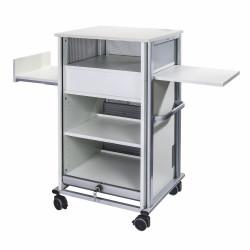 Kindermann Medienwagen² - Technik Paket 1 weiß