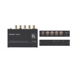 Kramer 104LN 1:4 Composite-Video Differential Verteilverstärker