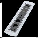 Kindermann CablePort Turn / Modulträger