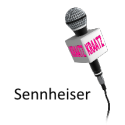 Sennheiser Funk-Mikrofone