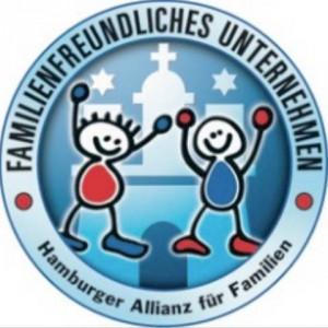 Familiensiegel der Hamburger Allianz für Familien